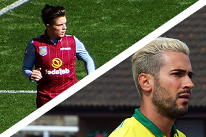 Aston Villa v Norwich City Hospitality