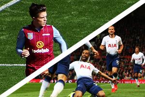 Aston Villa v Spurs Hospitality