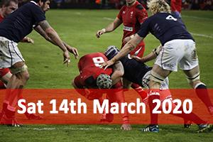 Wales v Scotland Six Nations