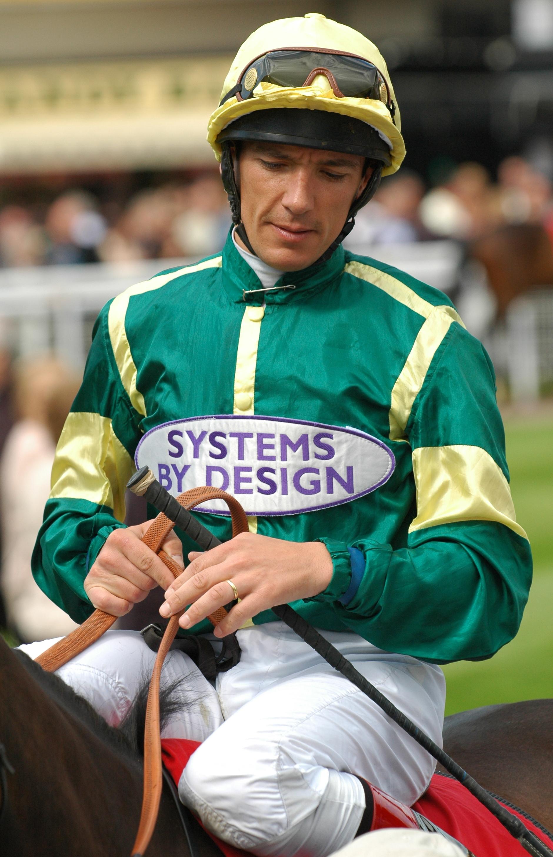 Frankie Dettori: Ascot Racecourse
