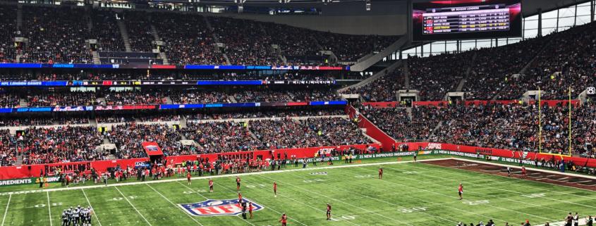 Buccaneers vs Panthers: NFL London, Tottenham Hotspur Stadium