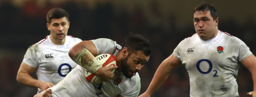 Rugby World Cup Final: England v South Africa