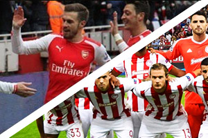 Arsenal v Olympiacos Hospitality