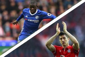 Chelsea v Bayern Munich Hospitality