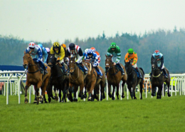 If The Cap Fits Raring For Cleeve Hurdle Title