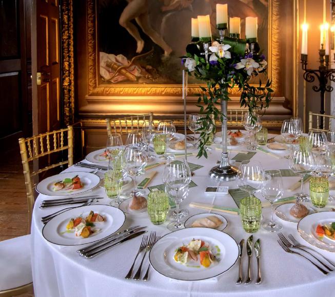 Hampton Court Palace Dining