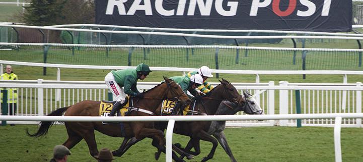 Cheltenham festival horseracing times