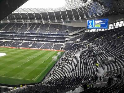 Tottenham Hotspur Stadium Stands
