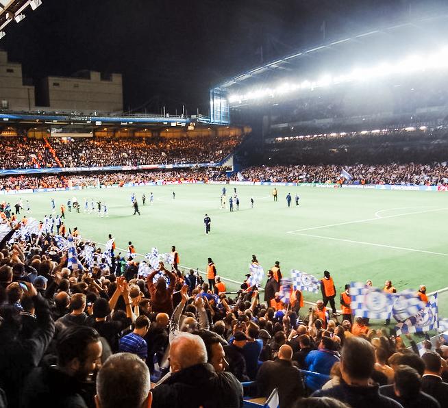 football fans return to stadiums