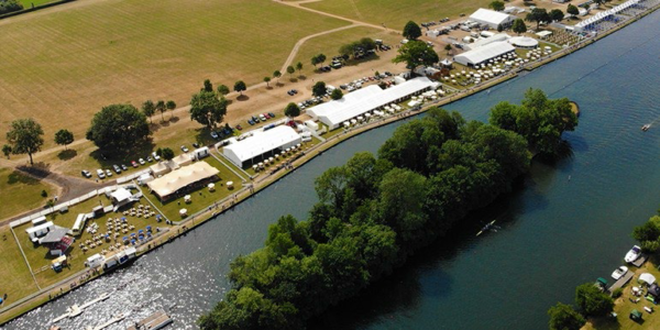 Henley Regatta River