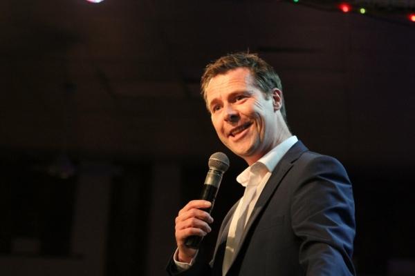 Comedian - Jamie Sutherland