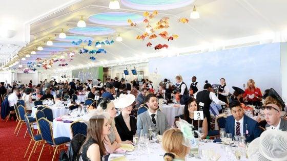 Royal Ascot Racecourse - Pavilion One - Guests