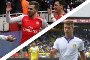 Arsenal v Leeds