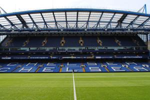 Stamford Bridge - Chelsea FC football stands