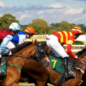 st leger opening day