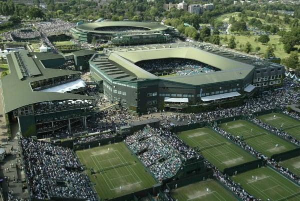 Wimbledon Stadium - Skyview