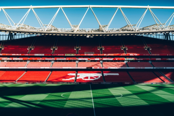 Arsenal Emirates Stadium - Arsenal FC football seats