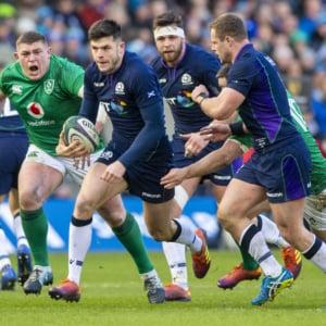 Six Nations - Scotland v Ireland