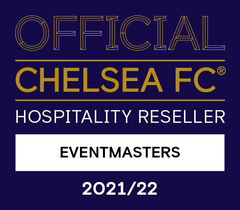 Official Chelsea Hospitality Supplier 2021/22