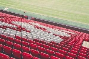 Anfield Stadium - Liverpool FC stands