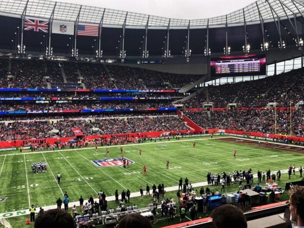 NFL London - Spurs Stadium