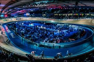 Six Day London Cycling