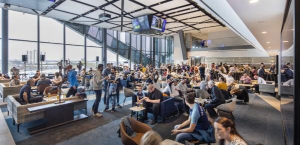 Tottenham Hotspur Hospitality - Travel Club - Level 3 Bar
