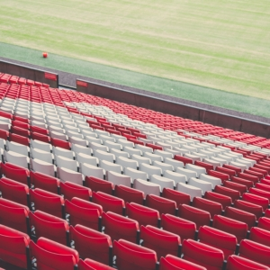 Anfield Stadium - Liverpool FC football stands