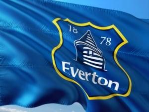 Football - Everton FC Flag
