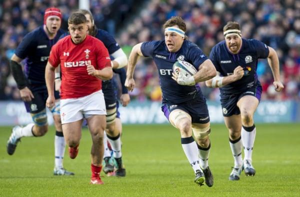 Six Nations - Scotland v Wales