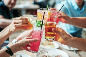 Greenkeepers Stock Photo - Drinks - The Open 22