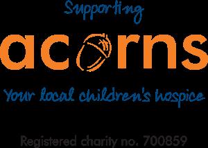 Supporting Acorns Logo