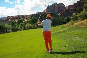 The Open 22 Golf Stock Photo