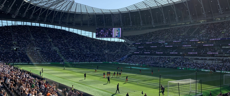 Spurs Stadium Interior Image