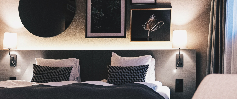 Liverpool Hotel room