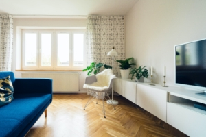 Liverpool Apartment room
