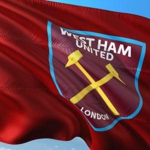 West Ham United Flag