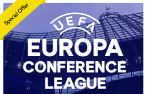 Europa Conference League Special Offer