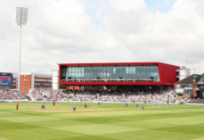 Old Trafford Front View