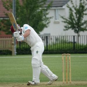 Cricket Ground Wide Shot