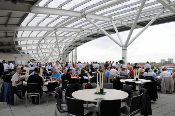 Kia Oval Roof terrace 1